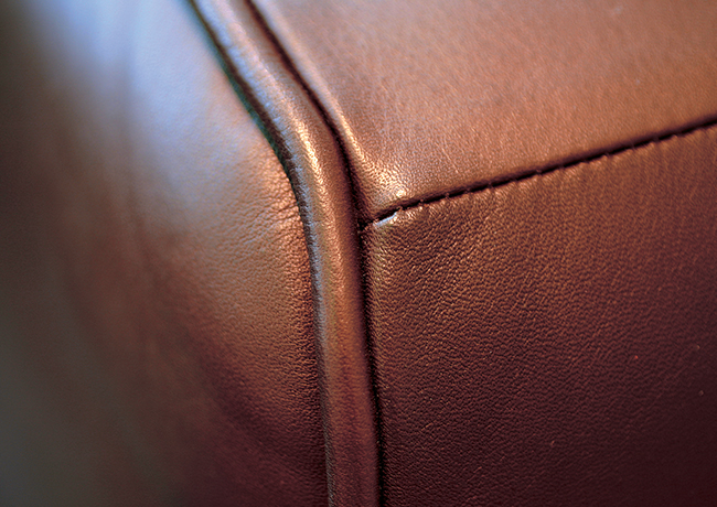 Muirhead Leather in Detail