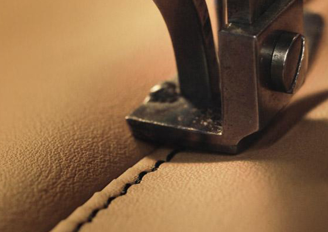 Vermanipelli Stitching Leather