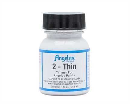 ANGELUS ACRYLIC 2-THIN PAINT THINNER 29ML