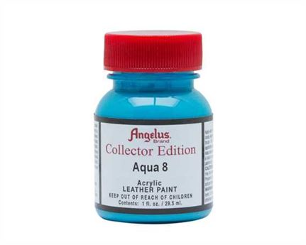ANGELUS ACRYLIC CE PAINT AQUA 8 #310 29ML COLLECTORS EDITION