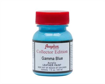 ANGELUS ACRYLIC CE PAINT 2 GAMMA BLUE 29ML COLLECTORS EDITION
