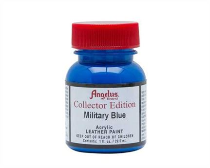 ANGELUS ACRYLIC CE PAINT MILITARY BLUE #324 29ML COLLECTORS EDITION