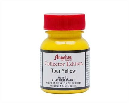 ANGELUS ACRYLIC CE PAINT 2 TOUR YELLOW 29ML COLLECTORS EDITION