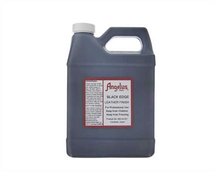 ANGELUS EDGE FINISH BLACK #660 1 LITRE