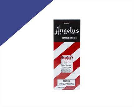 ANGELUS LEATHER DYE BLUE JEAN #044 3OZ/88.72ML