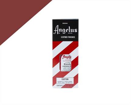 ANGELUS LEATHER DYE BRANDY #092 3OZ/88.72ML