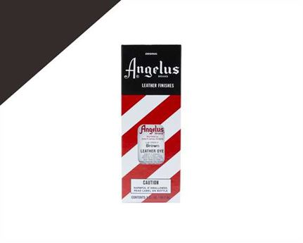 ANGELUS LEATHER DYE BROWN #014 3OZ/88.72ML