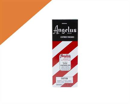 ANGELUS LEATHER DYE GOLD #072 3OZ/88.72ML