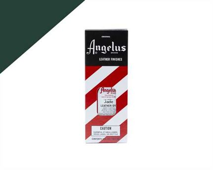 ANGELUS LEATHER DYE JADE #173 3OZ/88.72ML