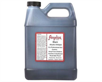 ANGELUS ANTIQUE BLACK #700 (1 QRT) 946ML