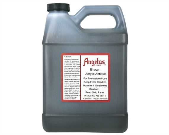 ANGELUS ANTIQUE BROWN #700 (1 QRT) 946ML