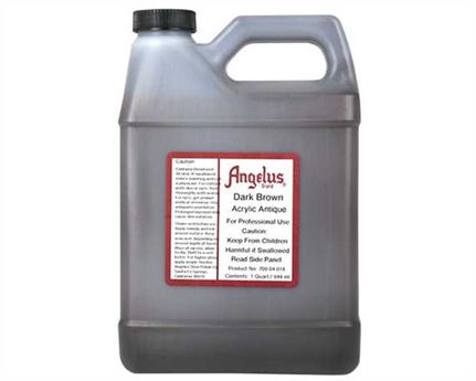 ANGELUS ANTIQUE DARK BROWN #700 (1 QRT) 946ML