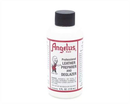 ANGELUS LEATHER PREPARER & DEGLAZER #820 118ML