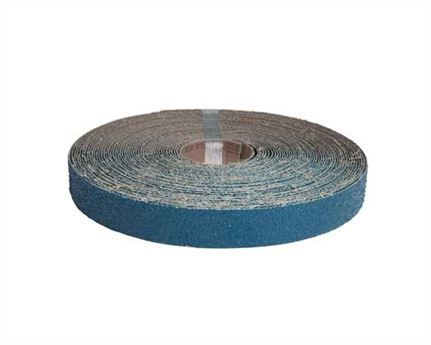 ABRASIVE ZIRCONIA FLAT 35MM P24 25 MT ROLL