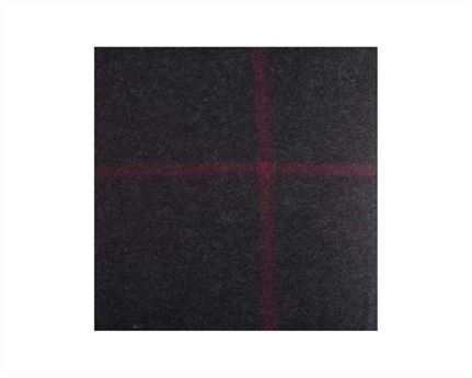 BLANKET 60% WOOL DARK CAMP TARTAN CHECK