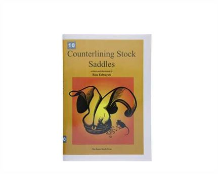 BOOK COUNTERLINING STOCK SADDLES