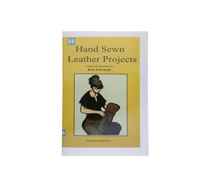 BOOK HAND SEWN LEATHER PROJECTS