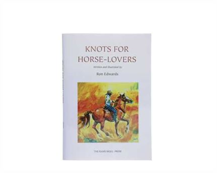 BOOK KNOTS FOR HORSE LOVERS