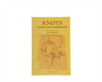 BOOK KNOTS, USEFUL & ORNAMENTAL BOOK
