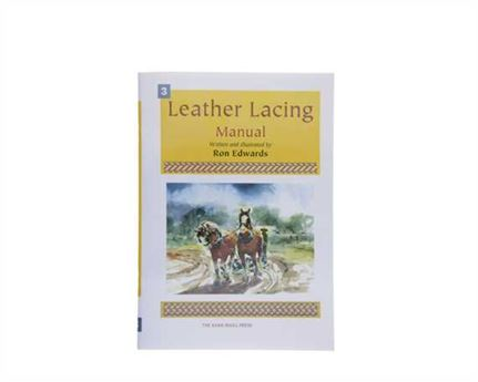 BOOK LEATHER LACING MANUAL
