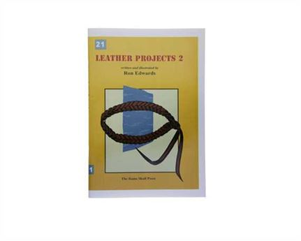 BOOK LEATHER PROJECTS 2