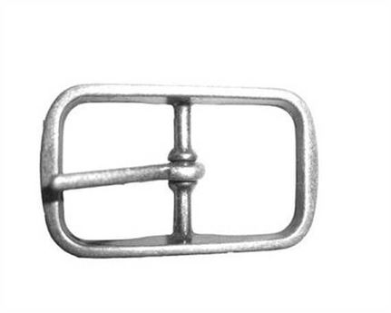 BUCKLE BELT NICKEL PLATE 25MM