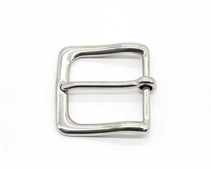BUCKLE BELT HALF WEST-END STAINLESS STEEL 38MM