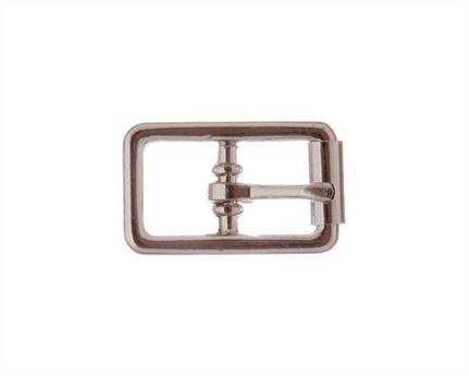 BUCKLE BRIDLE DIE-CAST WITH ROLLER NP 12MM