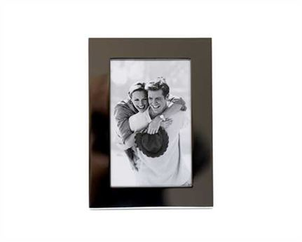 "PICTURE FRAME PLAIN SHINY 4"" X 6"""