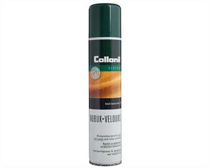 COLLONIL NUBUCK SPRAY  200ML BLACK #751