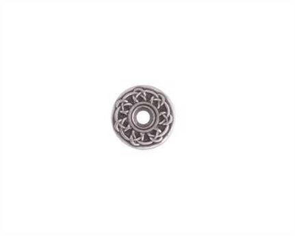 CONCHO CELTIC CIRCLE WITH HOLE CENTRE FOR RIVET 20MM