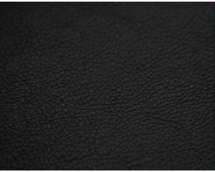 CONNOLLY VAUMOL VM8500 BLACK AUTOMOTIVE LEATHER FULL HIDE