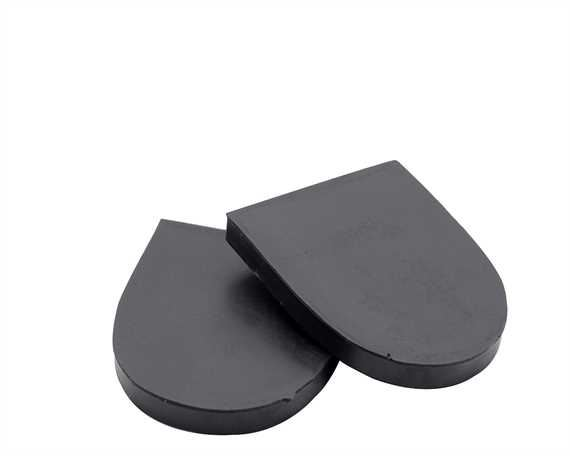 DROVER RUBBER HEEL BLACK (PAIRS)