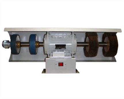 GP 10 FINISHING MACHINE MINI BENCH MODEL