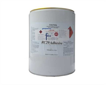 ADHESIVE FOSS FITTING ROOM CEMENT No9 20 LITRE (RC29)