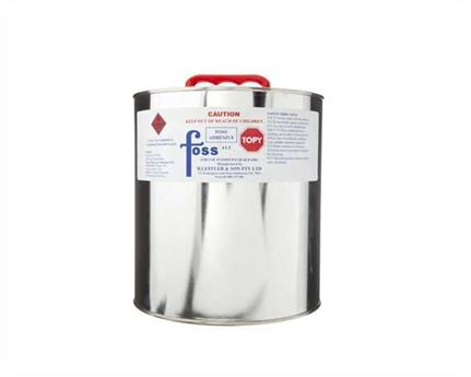 ADHESIVE FOSS CEMENT 4 LITRE N162