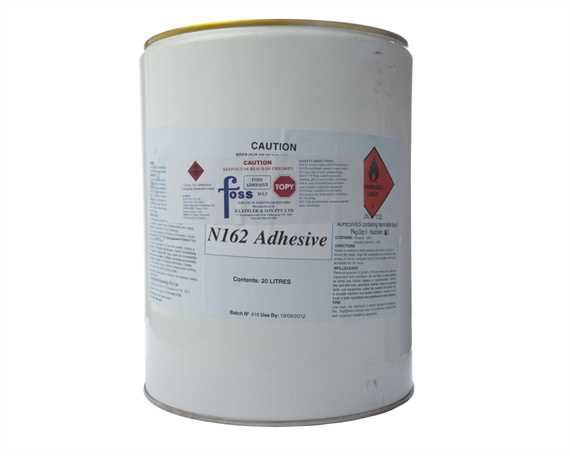 ADHESIVE FOSS CEMENT 20 LITRE N162