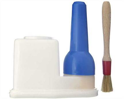 GLUE POT 1.5 LITRE  (INCLUDES BRUSH)