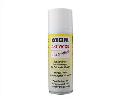 GP ACTIVATOR FOR ATOM GLUE 200ML
