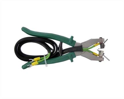 ELECTRIC NAILING PLIERS WITH CABLE