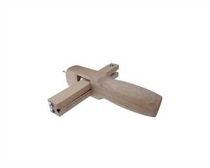 BELT STRAP CUTTER WOOD #3080-00