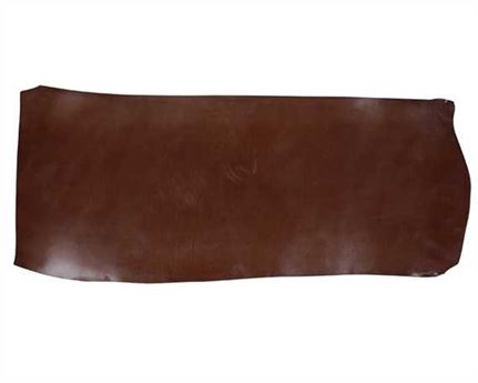 SEDGWICK BRIDLE BUTT CONKER MID BROWN 3.5/4.0MM ENGLISH LEATHER HAND FINISHED