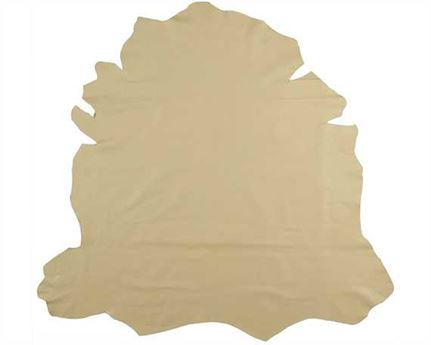 COW LINING BEIGE 0.7/0.9MM FOR LINING SHOES