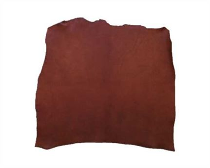 VEG DOUBLE SHOULDER LIGHT BROWN #301 3.0/3.2MM LEATHER FROM TUSCANY ITALY