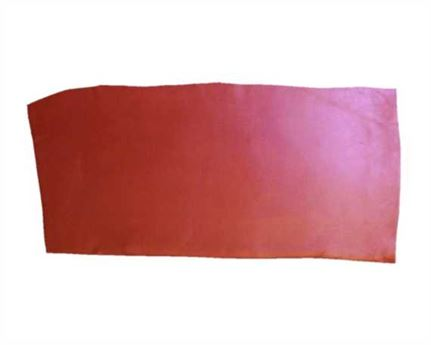 VEG BUFFALO SINGLE BUTT 3.5MM LIGHT TAN LEATHER GREAT FOR BELTS OR DOG LEADS
