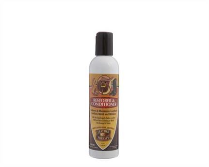 EQ LEATHER THERAPY RESTORER/CONDITIONER 8 OZ (236ML)
