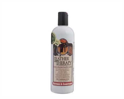 EQ LEATHER THERAPY RESTORER/CONDITIONER 16 OZ (473ML)
