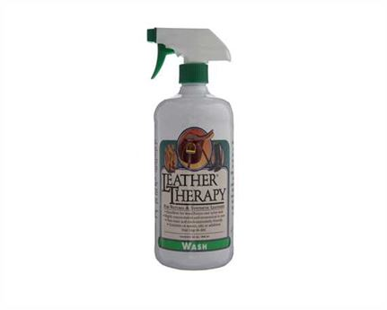 EQ LEATHER THERAPY LEATHER WASH 32 OZ (946ML)