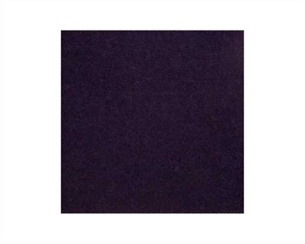 FABRIC 183CM WIDE PURPLE PLAIN WOOL KERSEY  RPC14