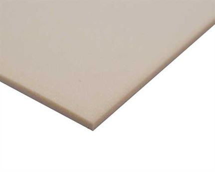 OPTILITE HARD DIVNYCELL FOAM FILLER/BUILD UP 10MM SHEET 60CM X 60CM